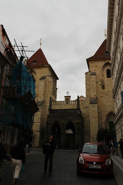 Church of Our Lady Sub Catena, Prague