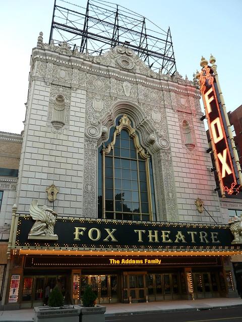 Fox Theater St Louis  Explore Emily Barneys photos on