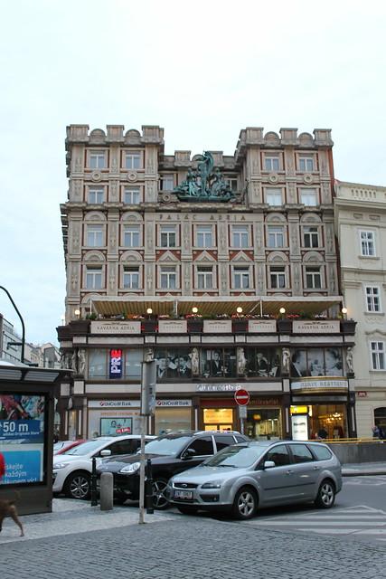 Café Adria, Prague