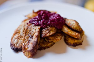 Plantain & Beets