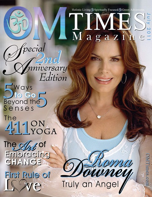 in july 2011 roma downey was interviewed in the cover