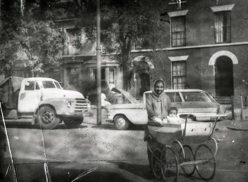 Monton Street, Moss Side, 1964