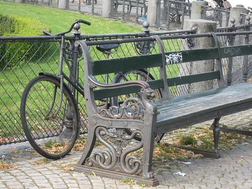 Copenhague. Bici
