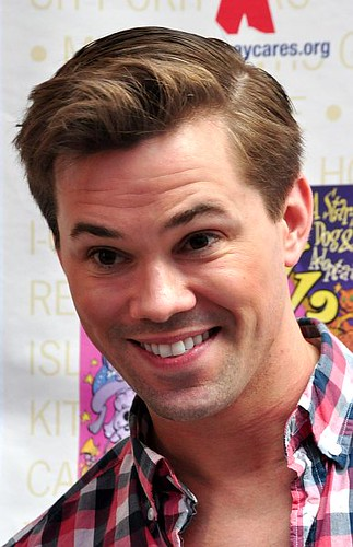 Andrew Rannells by nick step