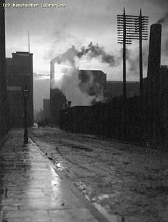 Hulme Street, Chorlton on Medlock, 1912
