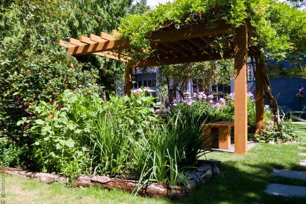 Hideaway Garden