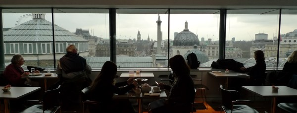 National Portrait Restaurant - Sharing