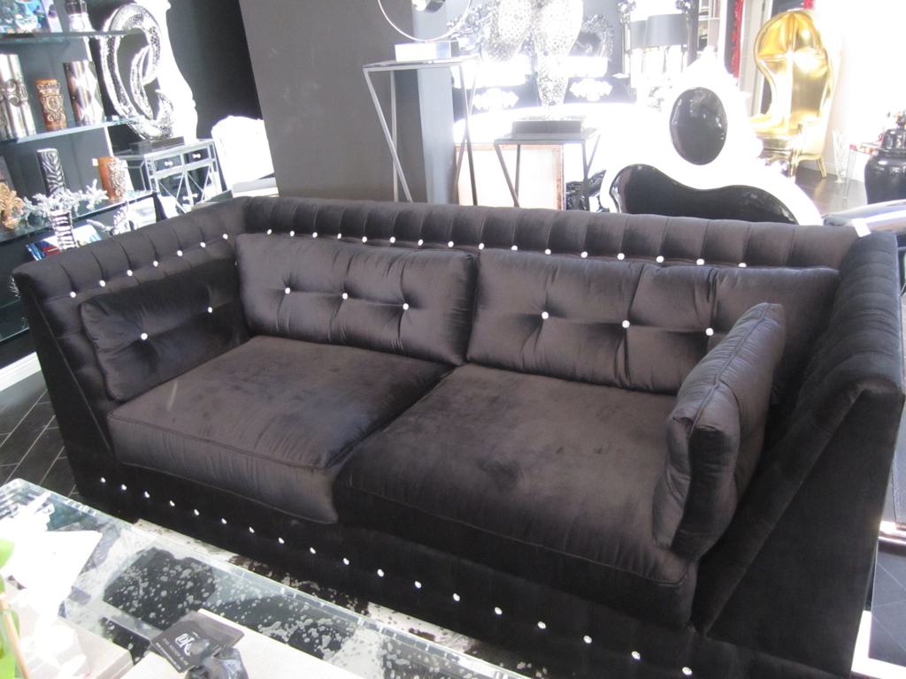 glam sofa set cama baratos en miami sofas 43 settees loveseats  diva rocker