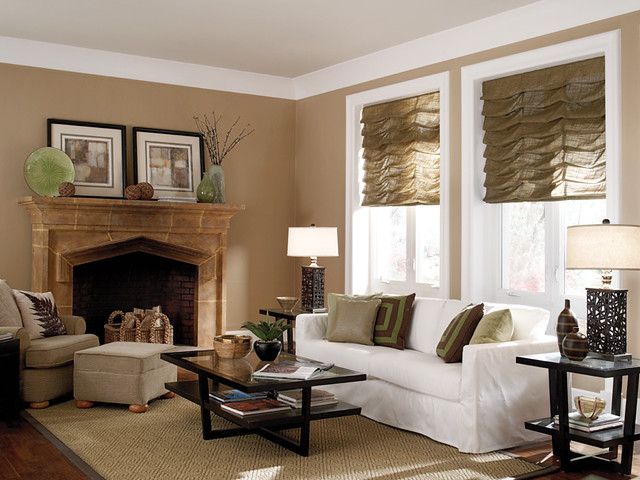 Casual Living Room  Walls Basketry UL1409 Ceiling