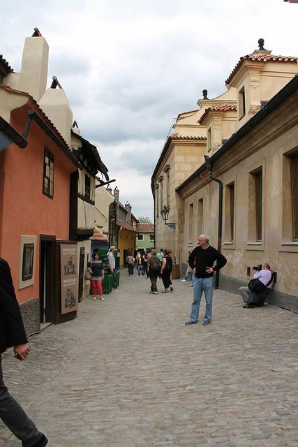 Golden Lane, Praha