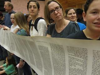 We Celebrate The Torah