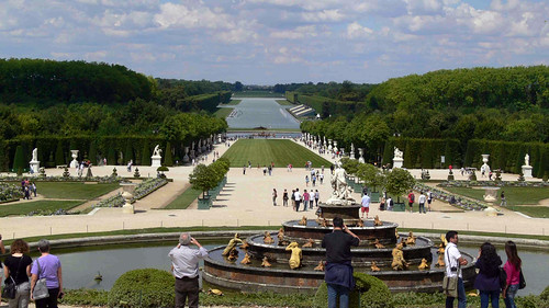 Latone Ornamental Lake and Grand Canal