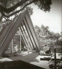 The A-Frame House | Monarch Home & Garden Studio