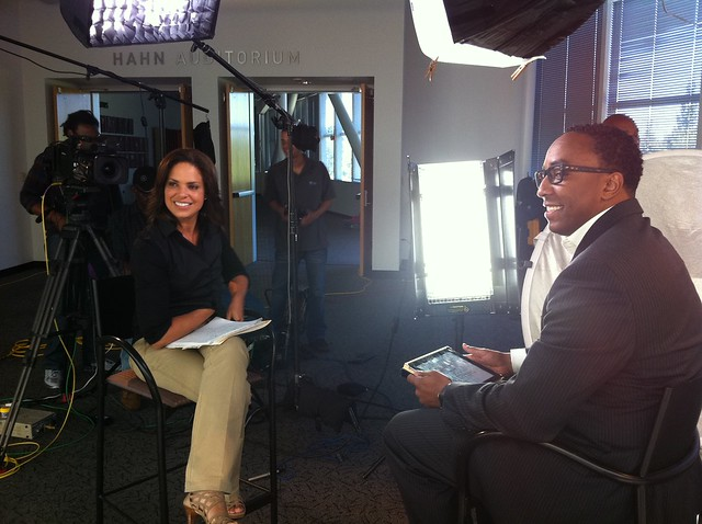 Black In America 4: Soledad O'Brien + Hajj Flemings