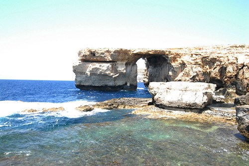 Malta, Azure Window in Gozo