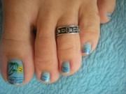 beach toes - june 2011