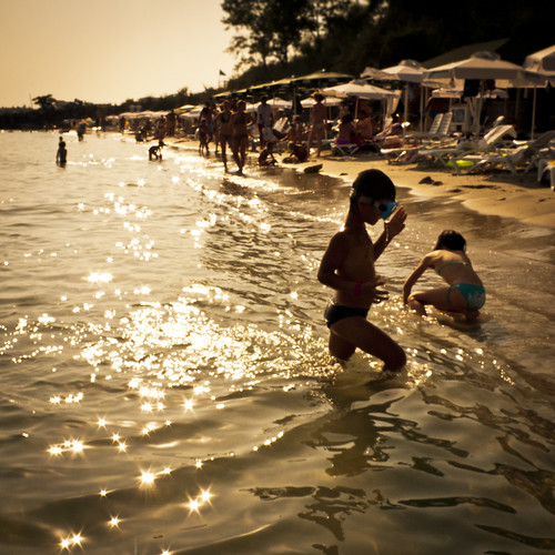 Raiders of the Beach Treasure (Mer noire, Bulgarie) - Photo : Gilderic