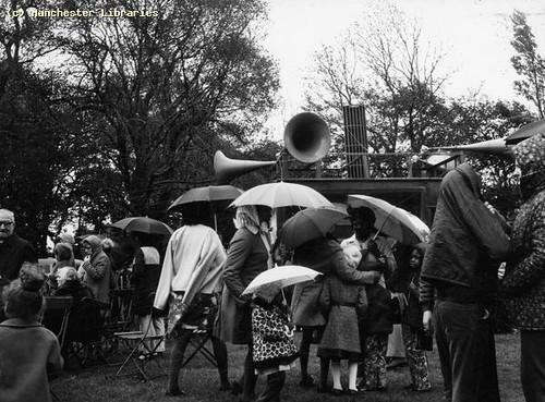 Moss Side Carnival, Alexandra Park, Moss Side, 1972