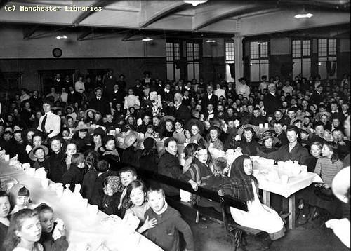 Cinderella Club, Manchester Branch, 1910