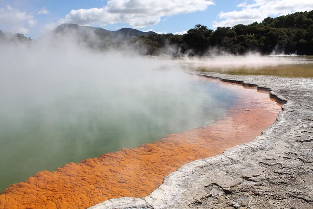 New Zealand: Wai-O-Tapu Thermal Wonderland