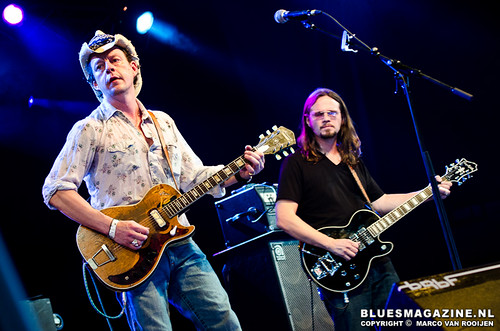 Ian Siegal & The Mississippi Mudbloods feat. Luther Dickinson