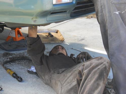 Andrews clutch job