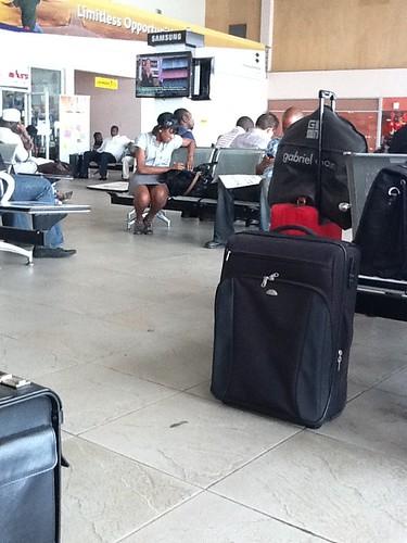Murtala Muhammed Airport ( MM2 ) by Jujufilms