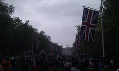 Royal Wedding - The Mall (2)