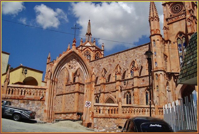 Parroquia de Nuestra Seora de Fatima Zacatecas