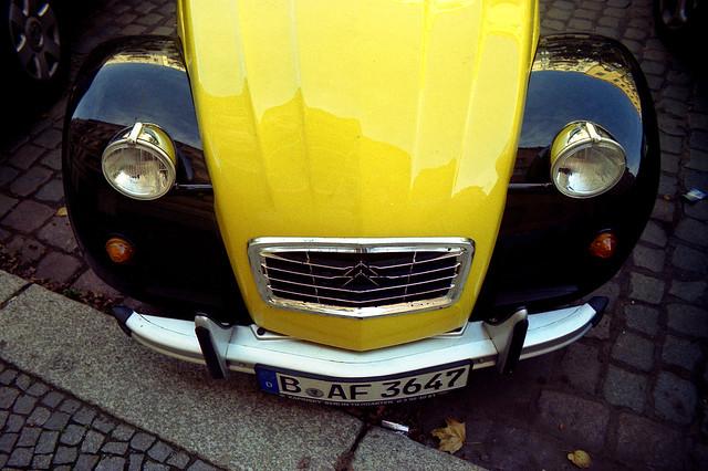 Kreuzberg, Berlin. October 2011