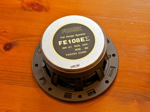 Fostex FE108E-Sigma