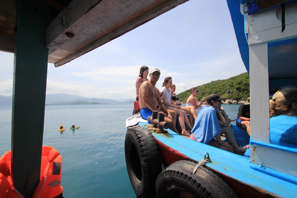 Boat Concert- Nha Trang, Vietnam