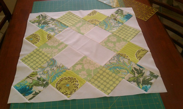Green Katie's Choice block