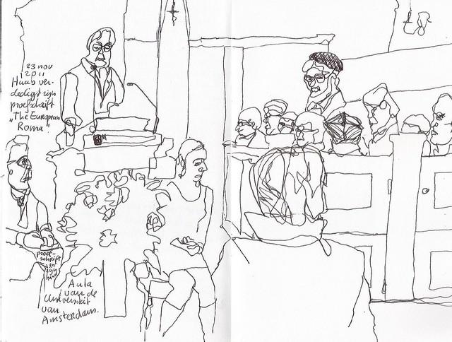 Phd defense of Huub van Baar: The European Roma