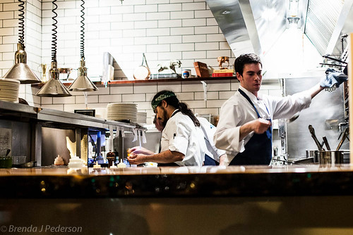 The Kitchen at the Coterie Room