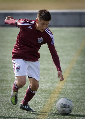 Colorado Rapids Academy U18 18 Mach 2012 by Corbin Elliott Photography, denver sports photographer