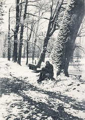 Winter, 1898, by Karl von Uthof