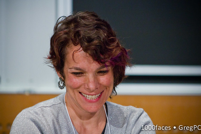 Face - Nancy Baym (@nancybaym) at #FoE5