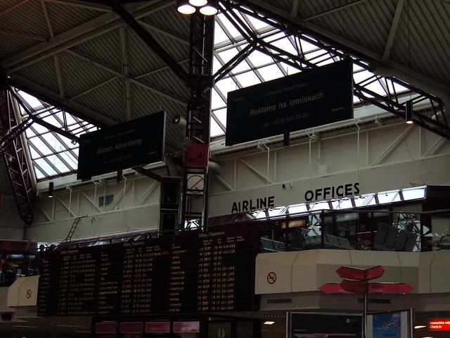 Aeropuerto de Varsovia Varsoviatrip