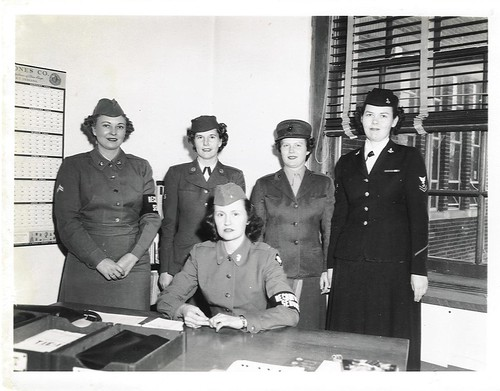 1950s - Department of Defense Recruiting Representatives