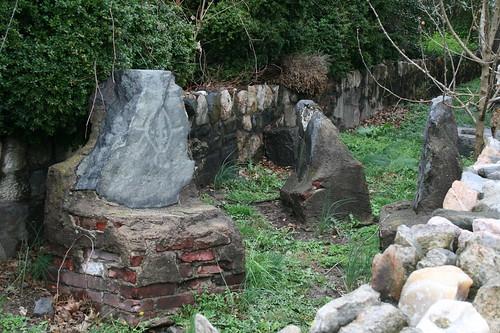 Historic cornerstones of Elkton, MD buildings