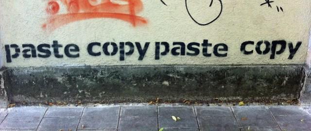 Paste Copy Paste Copy