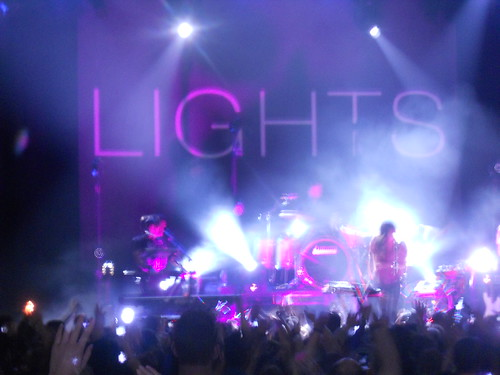 LIGHTS at Vogue Theatre