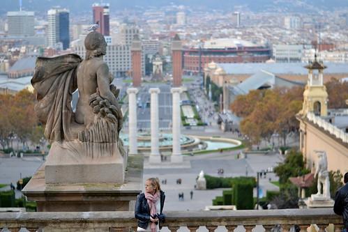 Barcelona by hinerasky