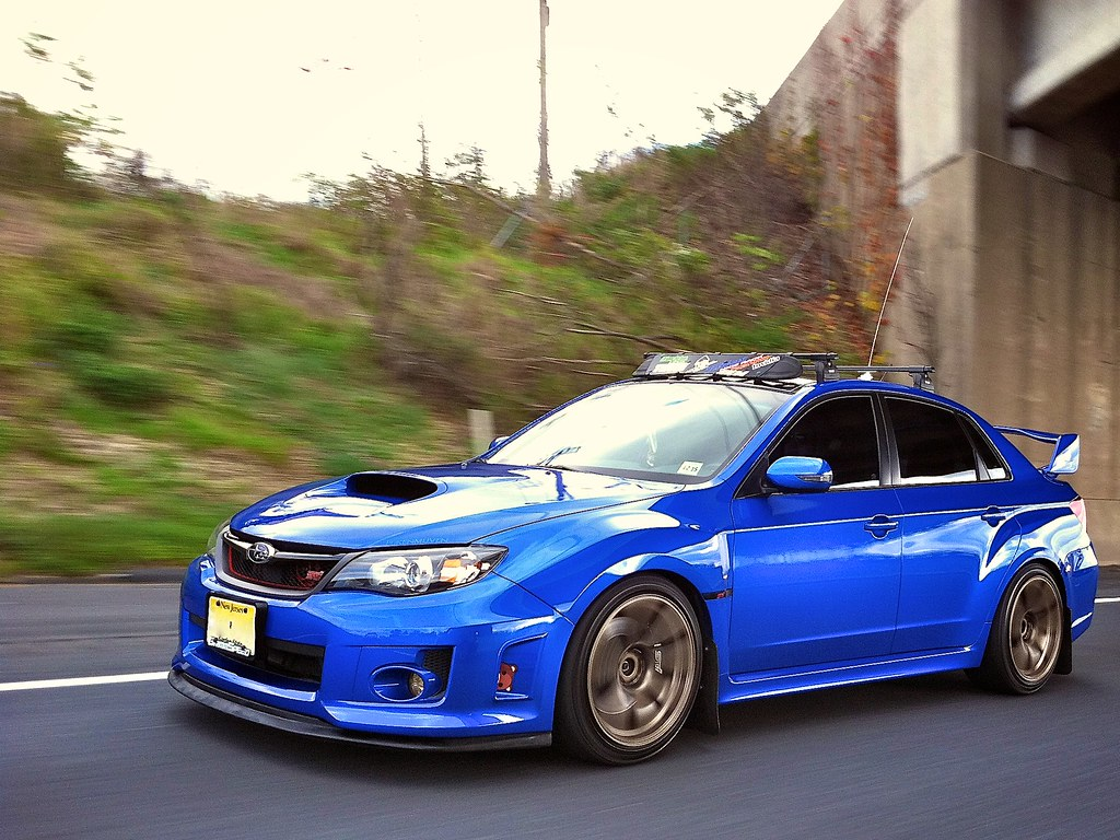 FS: (For Sale) 2011 STI Part out.