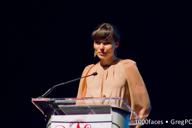 Face- @NadineSB of @D2NHeels