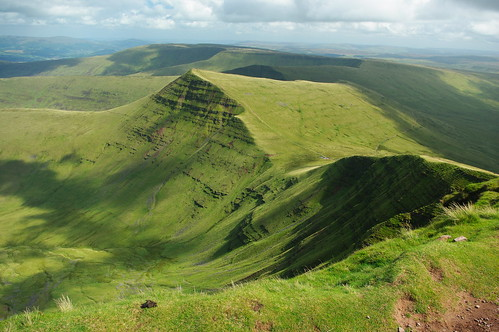 20110821-36_Crybn + Beyond from Pen y Fan by gary.hadden