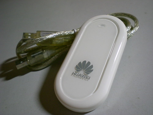 Huawei external modem