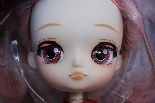 Madoka face up