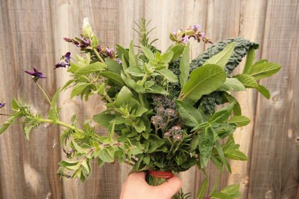 Edible bouquet 1